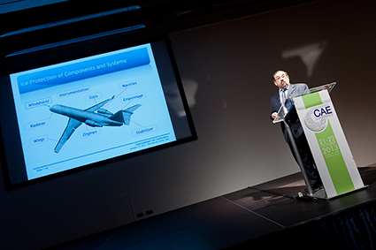 Internationa CAE Conference: Aerospace & Defense